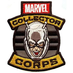 アントマン Ant-Man ファンコ Funko おもちゃ Marvel Collector Corps Exclusive Patch|fermart-hobby