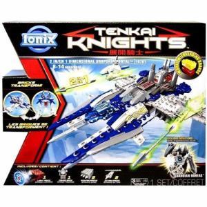 テンカイナイト Tenkai Knights スピンマスター Spin Master フィギュア おもちゃ Dimensional Dropship & Portal Minifigure 3-Pack #10701 fermart-hobby