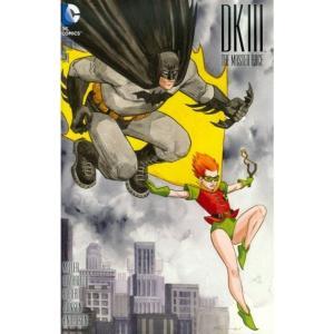 ディーシー コミックス DC 本・雑誌 Batman: Dark Knight III #1 The Master Race Comic Book [Jill Thompson Variant Cover]|fermart-hobby