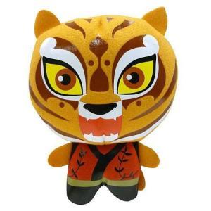 カンフー パンダ Kung Fu Panda フィッシャープライス Fisher Price フィギュア おもちゃ 2 Smack Talker Tigress Plush Figure|fermart-hobby