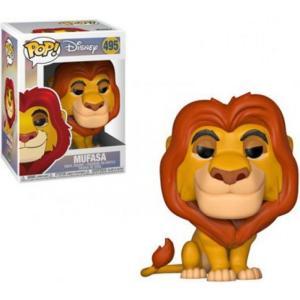 ライオン キング The Lion King フィギュア POP! Disney Mufasa Vinyl Figure #495|fermart-hobby