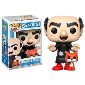 スマーフ Smurfs ファンコ Funko フィギュア おもちゃ POP! Animation Gargamel Vinyl Figure [With Azrael]|fermart-hobby