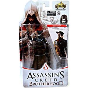 アサシン クリード Assassin's Creed ユニマックス Unimax フィギュア おもちゃ Brotherhood Gamestars The Doctor Action Figure|fermart-hobby