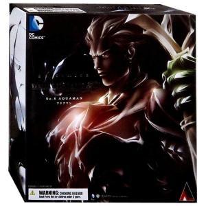アクアマン Aquaman スクウェア エニックス Square Enix フィギュア おもちゃ DC Play Arts Kai Variant Action Figure #08 fermart-hobby