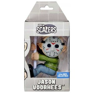 13日の金曜日 Friday the 13th ネカ NECA フィギュア おもちゃ Scalers Series 2 Jason Voorhees 3.5-Inch Mini Figure|fermart-hobby