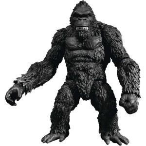 キングコング King Kong フィギュア Skull Island Exclusive Action Figure [Black & White Version] fermart-hobby