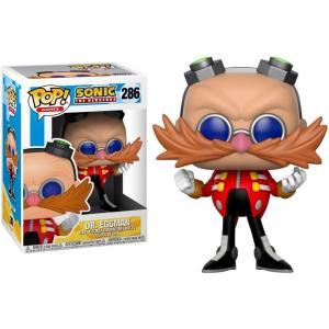 ソニック ザ ヘッジホッグ Sonic The Hedgehog フィギュア ビニールフィギュア POP! Games Dr. Eggman Vinyl figure|fermart-hobby