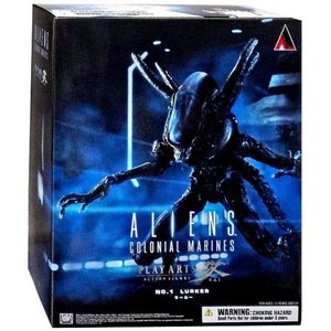 エイリアン Alien スクウェア エニックス Square Enix フィギュア おもちゃ Colonial Marines Play Arts Kai Lurker Action Figure|fermart-hobby