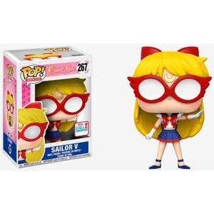 セーラームーン Sailor Moon ファンコ Funko フィギュア おもちゃ POP! Animation Sailor V Exclusive Vinyl Figure #267|fermart-hobby