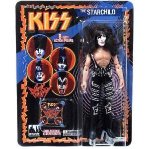 キッス KISS フィギュアーズトイ Figures Toy Co. フィギュア おもちゃ Retro Series 3 The Starchild Action Figure|fermart-hobby