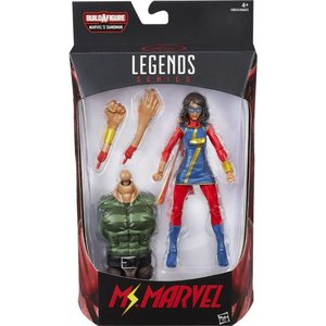 サンドマン Sandman ハズブロ Hasbro Toys フィギュア おもちゃ Marvel Legends Series Ms. Marvel Action Figure [Kamala Khan]|fermart-hobby