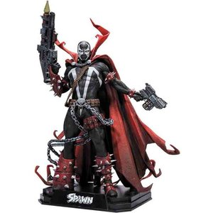 スポーン Spawn マクファーレントイズ McFarlane Toys フィギュア おもちゃ : Rebirth Color Tops Blue Wave Action Figure #10 [Mask On]|fermart-hobby