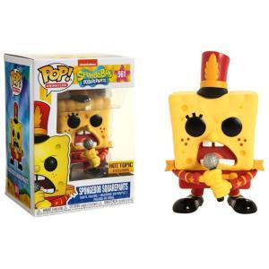 スポンジ ボブ Spongebob Squarepants フィギュア POP! TV Exclusive Vinyl Figure #561 [Band Outfit] fermart-hobby