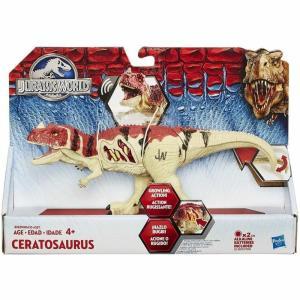 ジュラシック ワールド Jurassic World ハズブロ Hasbro Toys フィギュア おもちゃ Growler Ceratosaurus Action Figure fermart-hobby