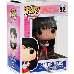 セーラームーン Sailor Moon ファンコ Funko フィギュア おもちゃ POP! Animation Sailor Mars Vinyl Figure #92|fermart-hobby