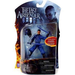 アバター Avatar スピンマスター Spin Master フィギュア おもちゃ the Last Airbender Blue Spirit Action Figure [Mask Off]|fermart-hobby