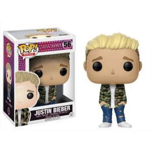 ジャスティン ビーバー Justin Bieber フィギュア POP! Rocks Justin Beiber Vinyl Figure #56 fermart-hobby