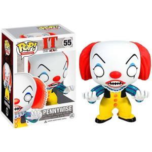 イット IT ファンコ Funko フィギュア おもちゃ POP! Movies Pennywise Vinyl Figure #55|fermart-hobby
