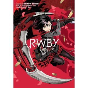 ルビー RWBY 本・雑誌 Manga Trade Paperback|fermart-hobby