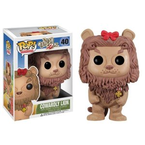 オズの魔法使い The Wizard of Oz フィギュア POP! Movies Cowardly Lion Vinyl Figure #40|fermart-hobby