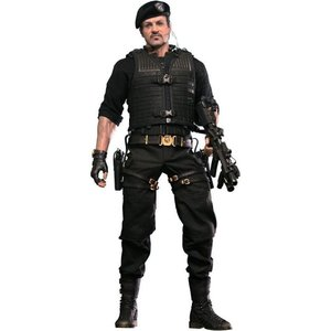 エクスペンダブルズ The Expendables ホットトイズ Hot Toys フィギュア おもちゃ 2 Movie Masterpiece Barney Ross 1/6 Collectible Figure [2013 Version]|fermart-hobby