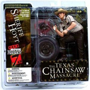 マクファーレントイズ McFarlane Toys フィギュア おもちゃ The Texas Chainsaw Massacre Movie Maniacs Series 7 Sheriff Hoyt Action Figure|fermart-hobby