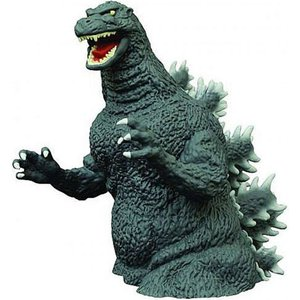 ゴジラ Godzilla ダイアモンド セレクト Diamond Select Toys 貯金箱 おもちゃ 1989 Vinyl Bust Bank [1989]|fermart-hobby