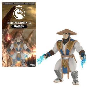 モータルコンバット Mortal Kombat フィギュア X Raiden Action Figure [Regular Version] fermart-hobby