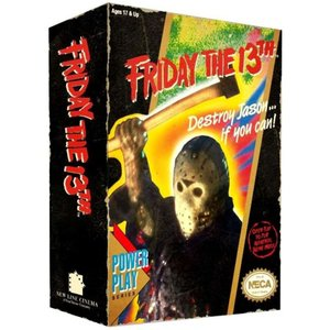 13日の金曜日 Friday the 13th フィギュア Jason Voorhees Action Figure [NES Game]|fermart-hobby