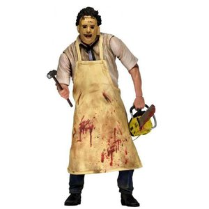 悪魔のいけにえ The Texas Chainsaw Massacre ネカ NECA フィギュア おもちゃ Leatherface Action Figure [Ultimate Version]|fermart-hobby