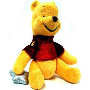 クマのプーさん Winnie the Pooh ディズニー Disney ぬいぐるみ おもちゃ Exclusive 5-Inch Plush [With Star]|fermart-hobby