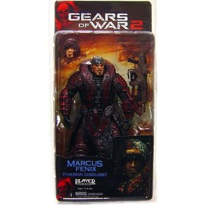 ギアーズ オブ ウォー Gears of War ネカ NECA フィギュア おもちゃ 2 Series 4 Marcus Fenix Action Figure [Theron Guard Disguise]|fermart-hobby