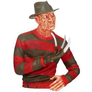 エルム街の悪夢 Nightmare on Elm Street モノグラム Monogram 貯金箱 おもちゃ Freddy Krueger 7-Inch Bust Bank fermart-hobby