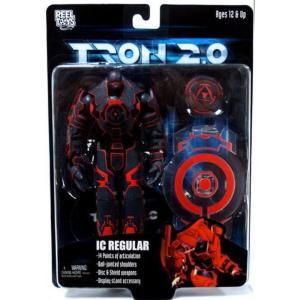 トロン Tron フィギュア Reel Toys 2.0 IC Regular Action Figure|fermart-hobby