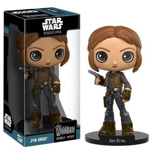 ジン アーソ Jyn Erso ファンコ Funko フィギュア おもちゃ Star Wars Rogue One Wobblers Bobble Head|fermart-hobby