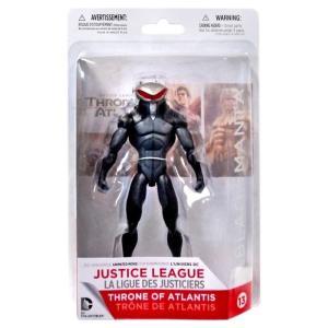 ジャスティス リーグ Justice League: Throne of Atlantis ディーシー コミックス DC Collectibles フィギュア おもちゃ DC Black Manta Action Figure|fermart-hobby