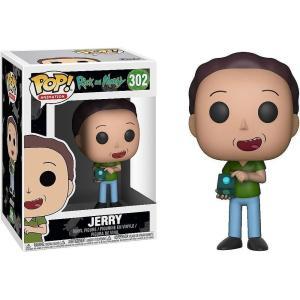リックアンドモーティ Rick & Morty ファンコ Funko フィギュア おもちゃ POP! Animation Jerry Vinyl Figure|fermart-hobby