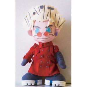 トライガン Trigun ぬいぐるみ・人形 Vash the Stampede Plush Toy|fermart-hobby