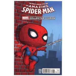 スパイダーマン Spider-Man マーベル Marvel おもちゃ #016 Exclusive Comic Book [Variant Edition]|fermart-hobby
