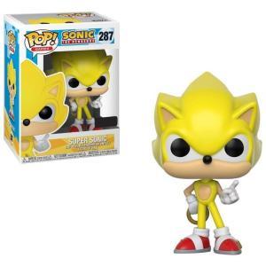 ソニック ザ ヘッジホッグ Sonic The Hedgehog フィギュア ビニールフィギュア POP! Games Super Sonic Exclusive Vinyl figure|fermart-hobby