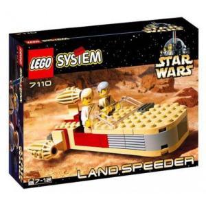 スターウォーズ Star Wars レゴ LEGO おもちゃ A New Hope Landspeeder Set #7110 [New] fermart-hobby