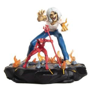 アイアン メイデン Iron Maiden フィギュア : Legacy of the Beast Number of the Beast Eddie 4-Inch Collectible PVC Figure|fermart-hobby