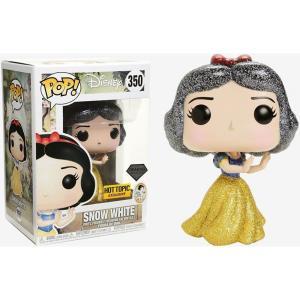 白雪姫 Snow White ファンコ Funko フィギュア おもちゃ Beauty and the Beast POP! Disney Exclusive Vinyl Figure #350 [Diamond Collection]|fermart-hobby