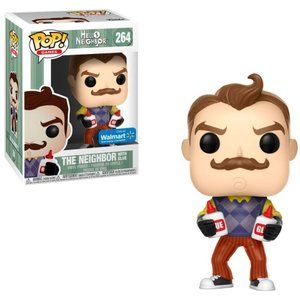 ハローネイバー Hello Neighbor ファンコ Funko フィギュア おもちゃ POP! Games The Neighbor with Glue Exclusive Vinyl Figure #264|fermart-hobby
