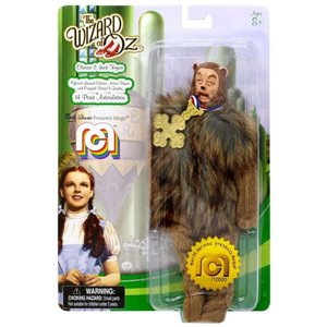 オズの魔法使い The Wizard of Oz フィギュア The Cowardly Lion Action Figure|fermart-hobby
