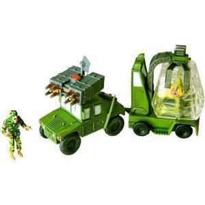 モンスターVSエイリアン Monsters vs. Aliens ドリームワークス アニメーション Dreamworks Animation おもちゃ Missing Link Mobile Ice Transporter Playset|fermart-hobby