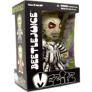 ビートルジュース Beetlejuice メズコ Mezco Toyz フィギュア おもちゃ Mez-Itz 6-Inch Vinyl Figure|fermart-hobby