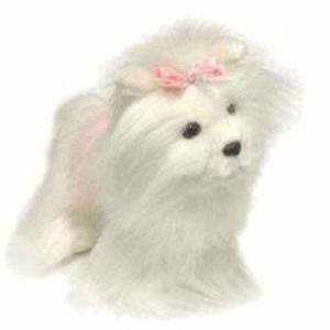 ウェブキンズ Webkinz ぬいぐるみ・人形 ぬいぐるみ Lil' Kinz Yorkie Dog Plush fermart-hobby
