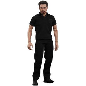 アイアンマン ホットトイズ フィギュア おもちゃ 2 Movie Masterpiece Tony Stark with Arc Reactor Creation Accessories Set 1/6 Collectible Figure|fermart-hobby