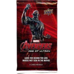 マーベル Marvel アッパーデック Upper Deck トレーディングカード おもちゃ Avengers Age of Ultron Trading Card Pack|fermart-hobby